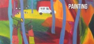 janie andrews painting