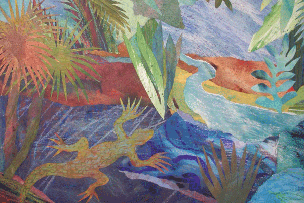 janie andrews flooded rivers