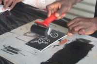 janie andrews introduction to print making