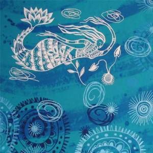 Janie andrews textile artworks