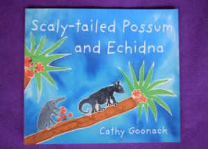 janie andrews scaly tailed possum book